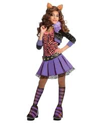 girls halloween costumes clawdeen wolf kids animal costume halloween costumes
