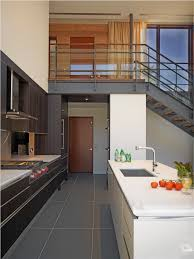 Free Standing Stairs Design Sealing Grout Kitchen Contemporary With Banister Curtains Dark
