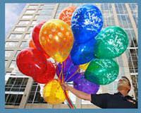 san diego balloon delivery san diego balloons from balloonatics the san diego balloon company