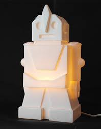 robot lamp good gracious