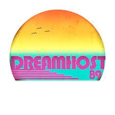 80s design dreamhost tshirt contest enty