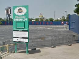 Atlanta Braves Parking Map by Atlanta Braves Parking Guide 2016