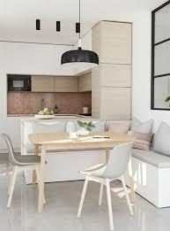 table de cuisine pour petit espace 1001 idées pour une cuisine équipée des intérieurs gain