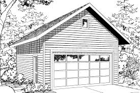 Car Garage Plans by Traditional House Plans 2 Car Garage 20 135 Associated Designs