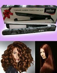 Catok Uap leeandra s shop rambut gaya mempercantik penilan anda