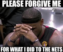 Praying Memes - nba memes on twitter lebron james praying for forgiveness