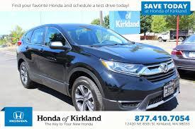 How Much Does A Honda Crv Cost New Honda Cr V In Kirkland Honda Of Kirkland
