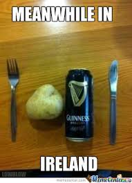 Funny Irish Memes - irish breakfast by lowblow meme center