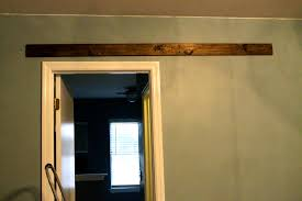 How To Make Sliding Barn Door by How To Mount A Barn Door Using Tc Bunny Hardware From Amazon