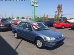 1994 honda civic 4 door 1991 honda civic for sale carsforsale com
