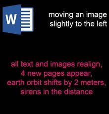 Microsoft Word Meme - douchy microsoft word by alanmac95 on deviantart