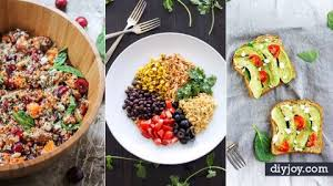 50 healthy but awesome lunch ideas for work diy