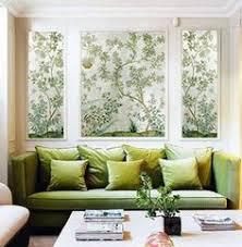 Home Wallpaper Decor Noted Home A Decorating Notebook Framed Wallpaper Panels Art