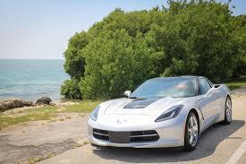 corvette stingray green driven chevrolet corvette stingray review