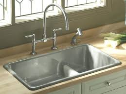 Bridge Faucets For Kitchen Double Faucet Single Sink U2013 Wormblaster Net