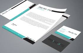 Business Card And Letterhead Design Amazing Business Card Letter Head Envelope And Complete
