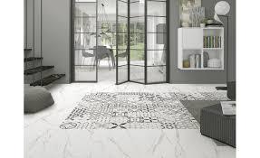 carrelage imitation marbre gris carrelage artdeco aspect marbre blanc dim 60 x 60 cm