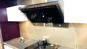 hotte cuisine castorama hottes aspirantes cuisine cuisine blanche sous le feu des