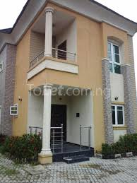4 Bedroom House 4 Bedroom House For Rent Monastery Road Sangotedo Lagos Pid H4887