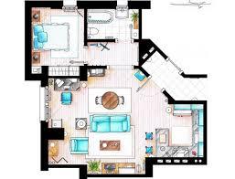 seinfeld apartment floor plan seinfeld apartment floor plan latest bestapartment 2018