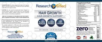 hair growth proven to be the most effective supplement for hair
