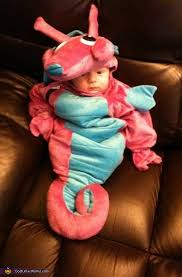 Seahorse Halloween Costume Seahorse Costume