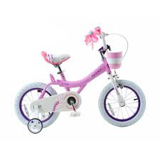 royalbaby bunny s bike 18 inch wheels with basket and