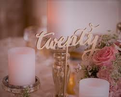 gold wedding table numbers diy rose gold wedding decor gpfarmasi c8960c0a02e6