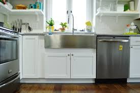 apron front sinks for kitchens along with the kitchen the