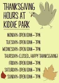 kidcation kiddie park