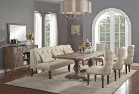 pedestal dining room table abigail oak finish pedestal dining table set interior gallerie