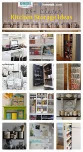 kitchen organization ideas budget 25 clever kitchen storage ideas remodelaholic clever kitchen