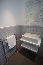best ideas about grey tiles pinterest concrete these photos were sent from interior designer who created this beautiful bathroom using our