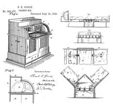 what the former slave who invented small apartment furniture got