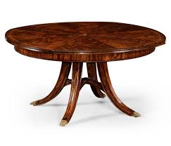 round dining room tables with self storing leaves 59 mahogany circular dining table for self storing leaves