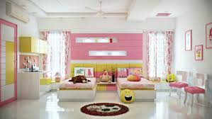 attractive girls bedroom decorating ideas with beautiful and