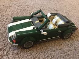 lego mini cooper instructions lego moc 5043 porsche creator 2016 rebrickable build with lego