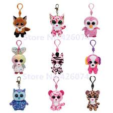 2017 wholesale ty beanie boos big eyes fox owl rabbit tiger