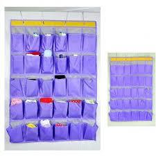 Over Door Closet Organizer - online shop household 30 pockets oxford cloth over wall door