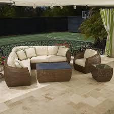 Thick Patio Furniture Cushions L Shaped Patio Furniture Cushions Home Outdoor Decoration