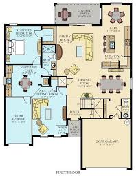 liberation new home plan in gran paradiso manor homes by lennar
