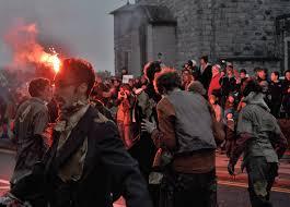 the top 5 halloween events in ireland in 2016