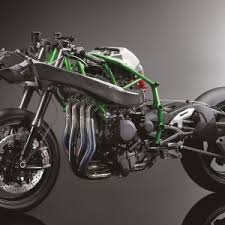 motorcycle with corvette engine the kawasaki h2r superbike is the s most powerful