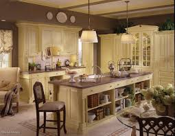 english country by wood mode better kitchens chicago