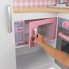 kidkraft grand gourmet corner play kitchen 53185 hayneedle