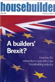 energetics feature in housebuilder magazine energetics