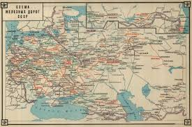 1939 Europe Map by Historical Maps Of Russia