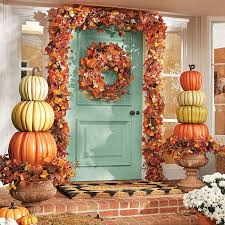 best 25 fall displays ideas on harvest decorations