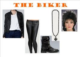 Womens Biker Halloween Costume Halloween Archives Scouted