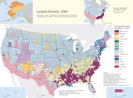 Map Of The Southern States Of America by 37 Maps That Explain How America Is A Nation Of Immigrants Vox